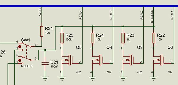 схемы включен резистор R21